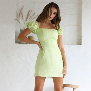 Runaway Millie Mini Dress